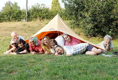 suffolk camping tent